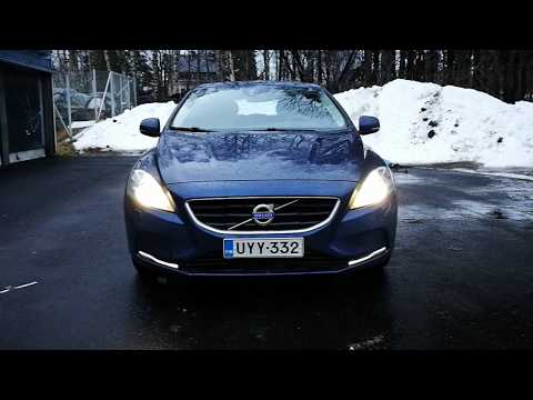Volvo V40 D2 Ocean Race Business aut