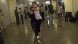 Танцы: бачата видео, cлайд. Bachata dancing video.