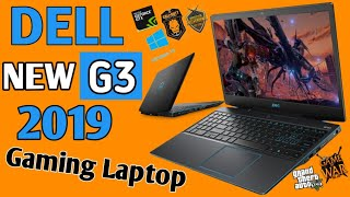 The New Dell G3 3590 2019 Gaming Laptop Unboxing & First Look- GAMING MACHINE Core i7 9th gen.512