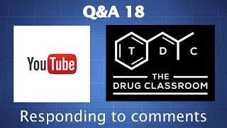 Q&A 18 - YouTube Restricting TDC
