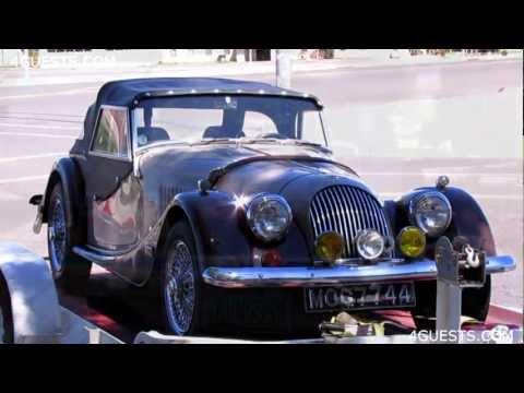 1977 MORGAN ROADSTER ~ BRITISH CAR