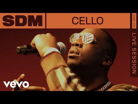 Youtube: SDM – Cello (Live) | VEVO Rounds