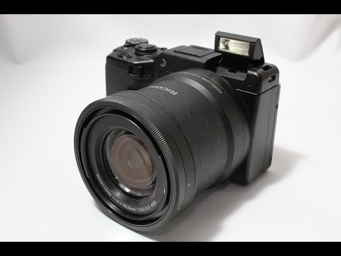 Ricoh A16 24-85mm F3.5-5.5 tested with Ricoh GXR body