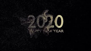New Year Countdown 2020 Count Down 2020 Coming Soon Effect Happy New year