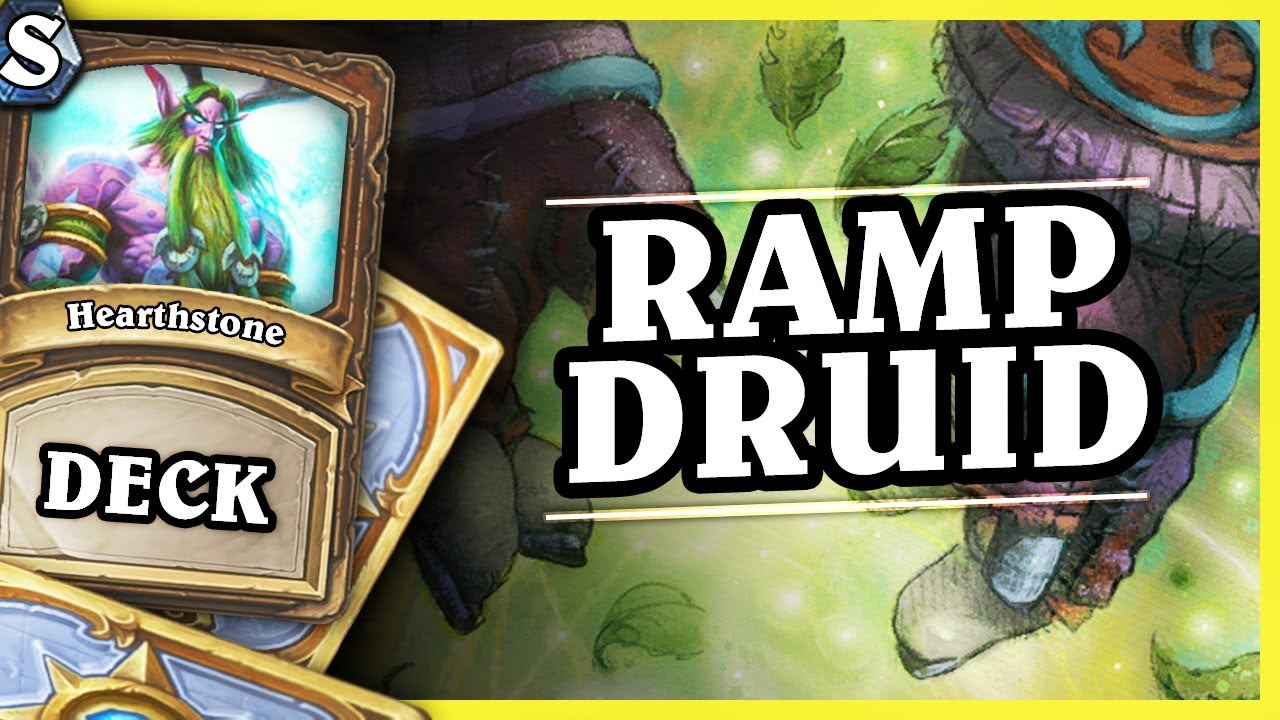 RAMP DRUID – Hearthstone Deck Std (KotFT)