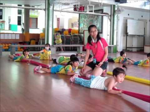 臺南市仁和幼兒園 - 體能遊戲 小班 | Doovi