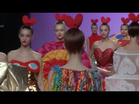 Madrid Fashion Week Opens