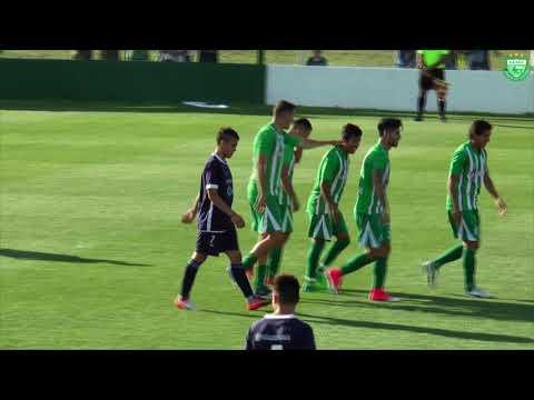 Federal B Fecha 16 - Goles Lozano y Caseres ante Viamonte FC