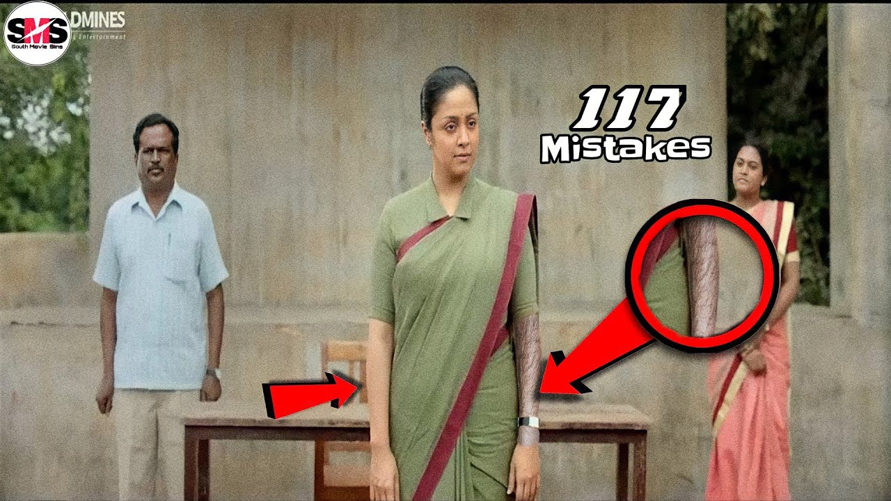 Download (117 Mistakes)In Madam Geeta Rani(Raatchasi)Full Dubbed Movie-Jyothika,Hareesh  Mahi Mithun