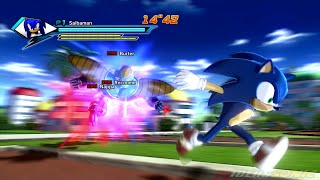 Gotta Go Fast - Dragon Ball Xenoverse