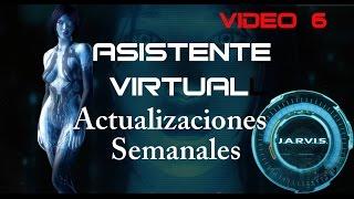 Crea Tu Propio Asistente Virtual (Como Cambiar la VOZ del Asistente)