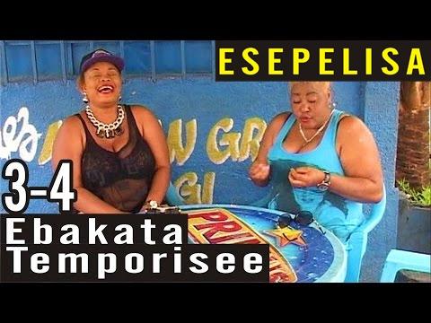 Ebakata Temporisée 3-4 - NOUVEAUTÉ 2016 - Theatre Congolais - Groupe Ba Couleurs - Esepelisa