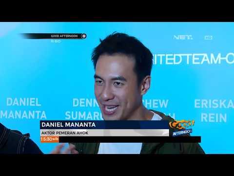 Daniel Mananta Dipercaya Menjadi Pemeran Ahok Dalam Film A Man Called Ahok Mp3