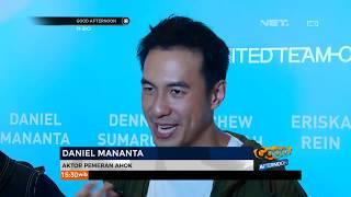 Video Daniel Mananta Dipercaya Menjadi Pemeran Ahok Dalam Film A Man Called Ahok download MP3, 3GP, MP4, WEBM, AVI, FLV November 2018