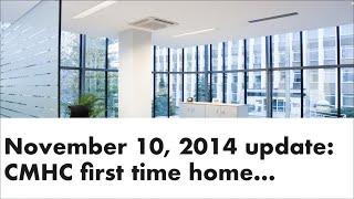 Monday Mortgage Update Nov 10 2014 | Andrew Thake Ottawa Mortgage Man