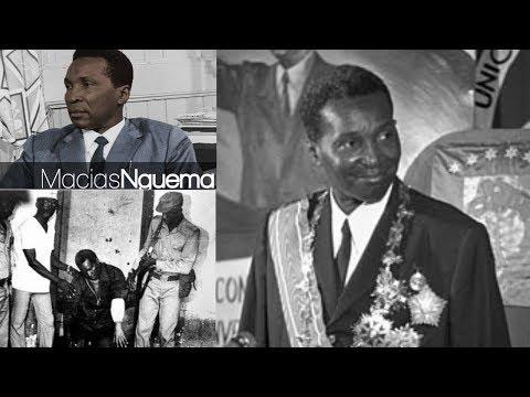 FRANSISCO NGUEMA: Rais Mvuta BANGI Aliyeua Nusu Ya Raia / Alinyongwa Pia