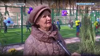 Ташкент Юнусабад частный садик Бахтли келажак боCча