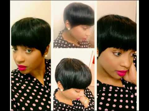 28 Piece Short Hairstyles Youtube