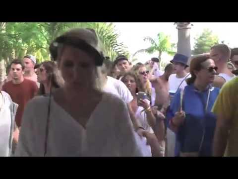 Radio Marrakech - Jamaa El Fna (Clandestin Edit) [Ellen Allien Live Act Clip]