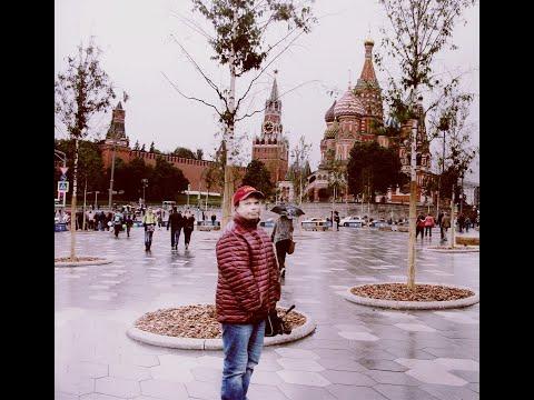 Москва. Храм Матроны / Годеново - 2019