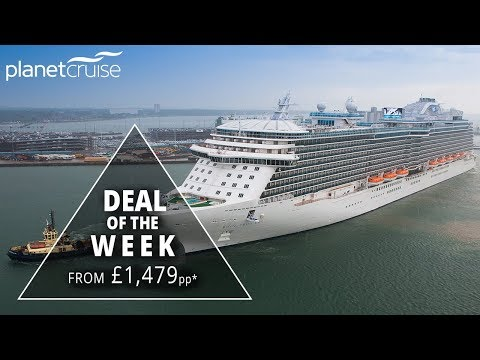 Royal Princess - Eastern Caribbean Cruise | Planet Cruise Deals of the Week