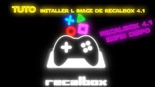 Tuto installer Recalbox 4.1 stable et apercu du nouveau scrapper