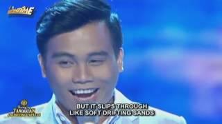 Tawag ng Tanghalan: Noven Belleza | Air Supply Medley (Final 3 Performance)