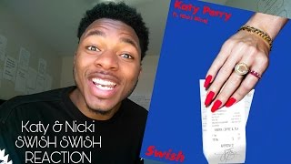 Katy Perry Swish Swish (feat. Nicki Minaj) REACTION #SurfaceTown