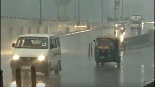 Rain Lashes Delhi, Adjoining Areas