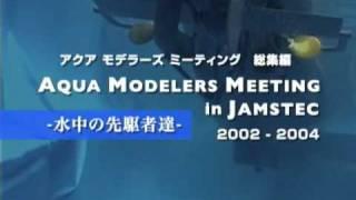 日本の水中モデル愛好家グループ、アクアモデラーズミーティングの活動の記録をまとめたDVDシリーズです。2002年の発足から現在までの道のりを...