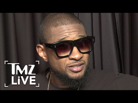 Usher Hooked Up With Accuser At Days Inn? | TMZ Live