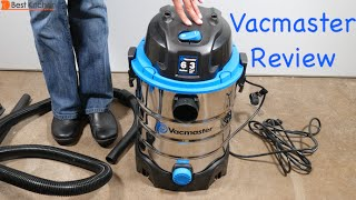 Vacmaster VQ607SFD Stainless Steel Wet/Dry Vacuum Review