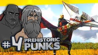 ARK Prehistoric Punks #4 - Dodo Tribe's First Ben Encounter