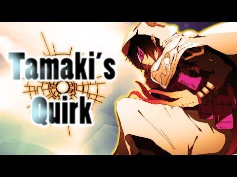 Tamaki bnha quirk