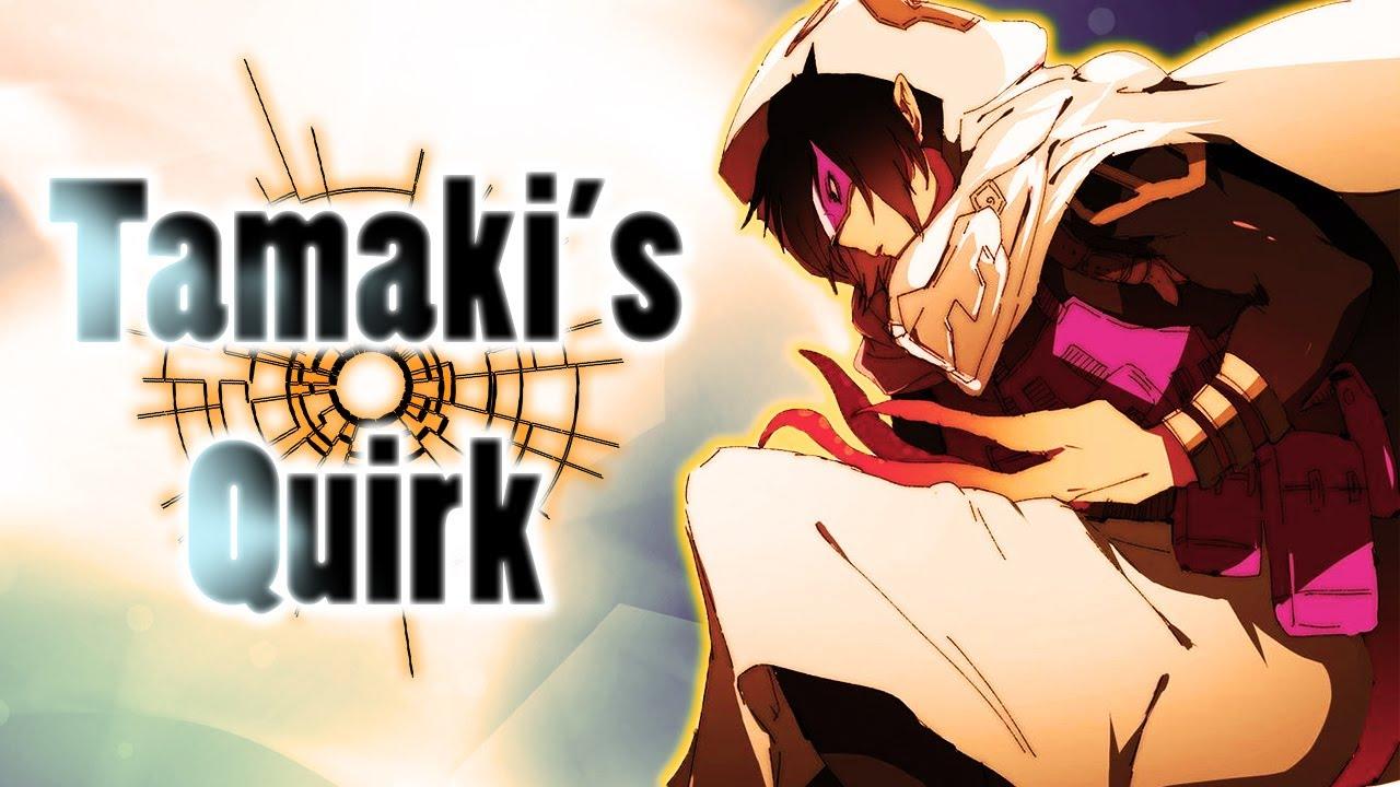 Tamaki Amajiki's QUIRK! | My Hero Academia