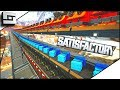 OIL! FUEL! PLASTIC! RUBBER! Satisfactory Early Access Gameplay E17