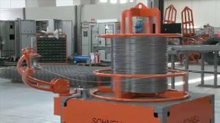 Установка FLY OVER для производства арматурной сетки(Установка FLY OVER предназначена для работы в составе линий Mesh Line, производящих стандартную арматурную сетку...., 2016-11-08T11:10:33.000Z)