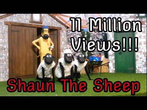 Shaun the Sheep on Stage @ Sahara Mall