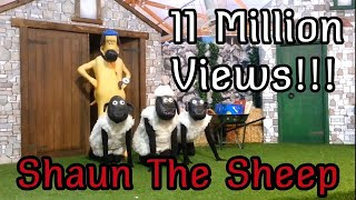 Video Shaun the Sheep on Stage @ Sahara Mall download MP3, 3GP, MP4, WEBM, AVI, FLV Mei 2018