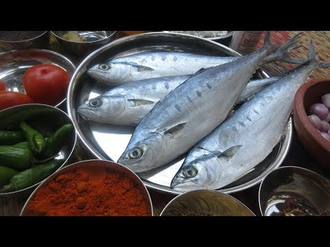 Village food Recipe /neymeen curry Recipes –  MEEN /Village Style / Cooking By Village food Recipes