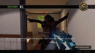 Black Ops 4 | Blackout | He left his partner and hid in the bathroom. Lol