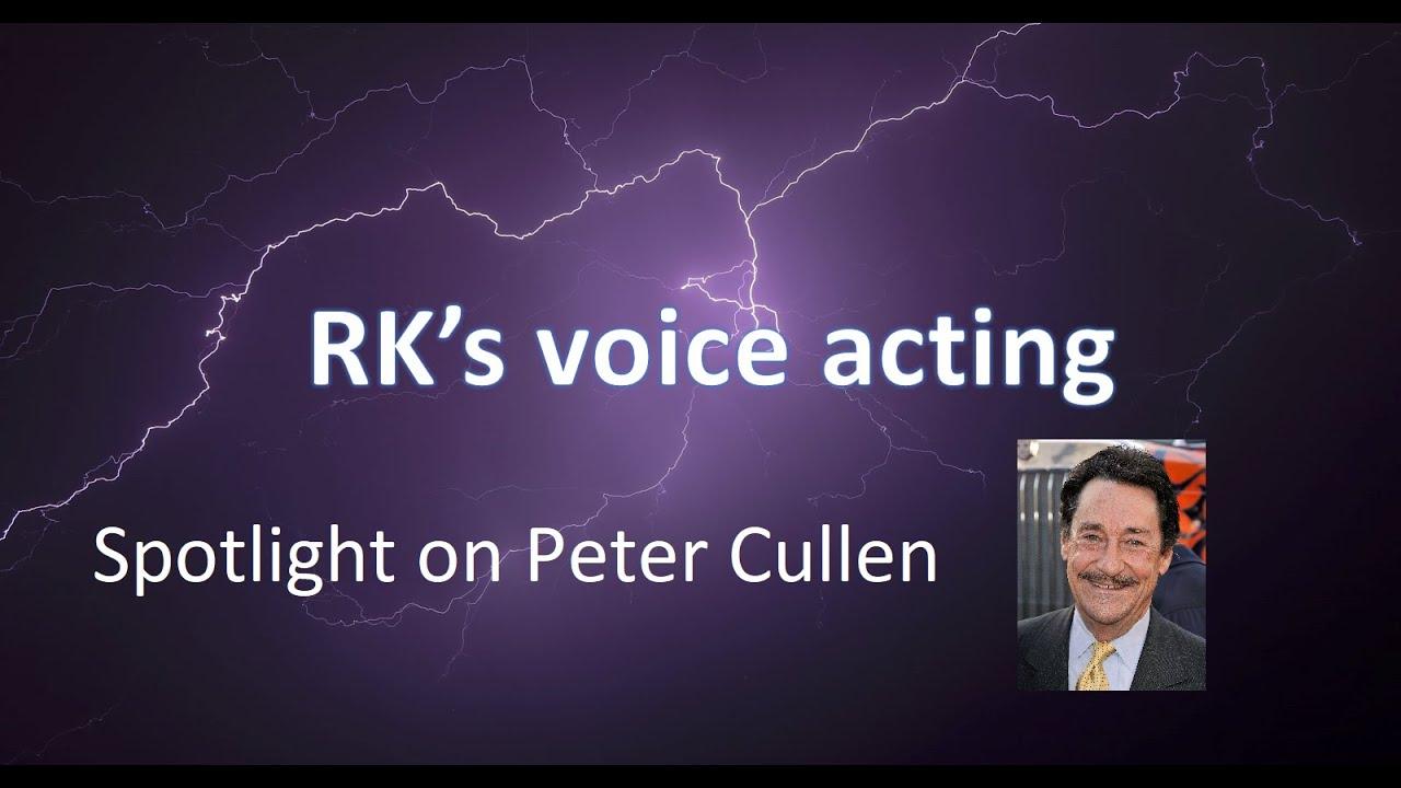 Spotlight on Peter Cullen by Razyel Kayne