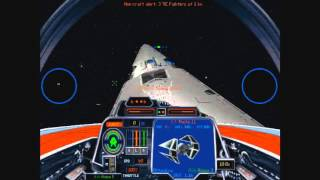 X-Wing vs Tie Fighter Balance of Power Multiplayer Rebel Campaign Mission 6 - 7