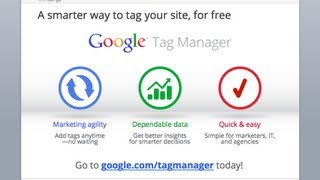 Google Tag Manager: Introductory Webinar
