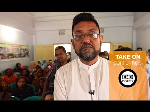 Tackling Fears of Corruption in Bangladesh