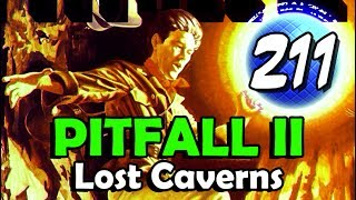 Pitfall II Lost Caverns Video Review Clásico