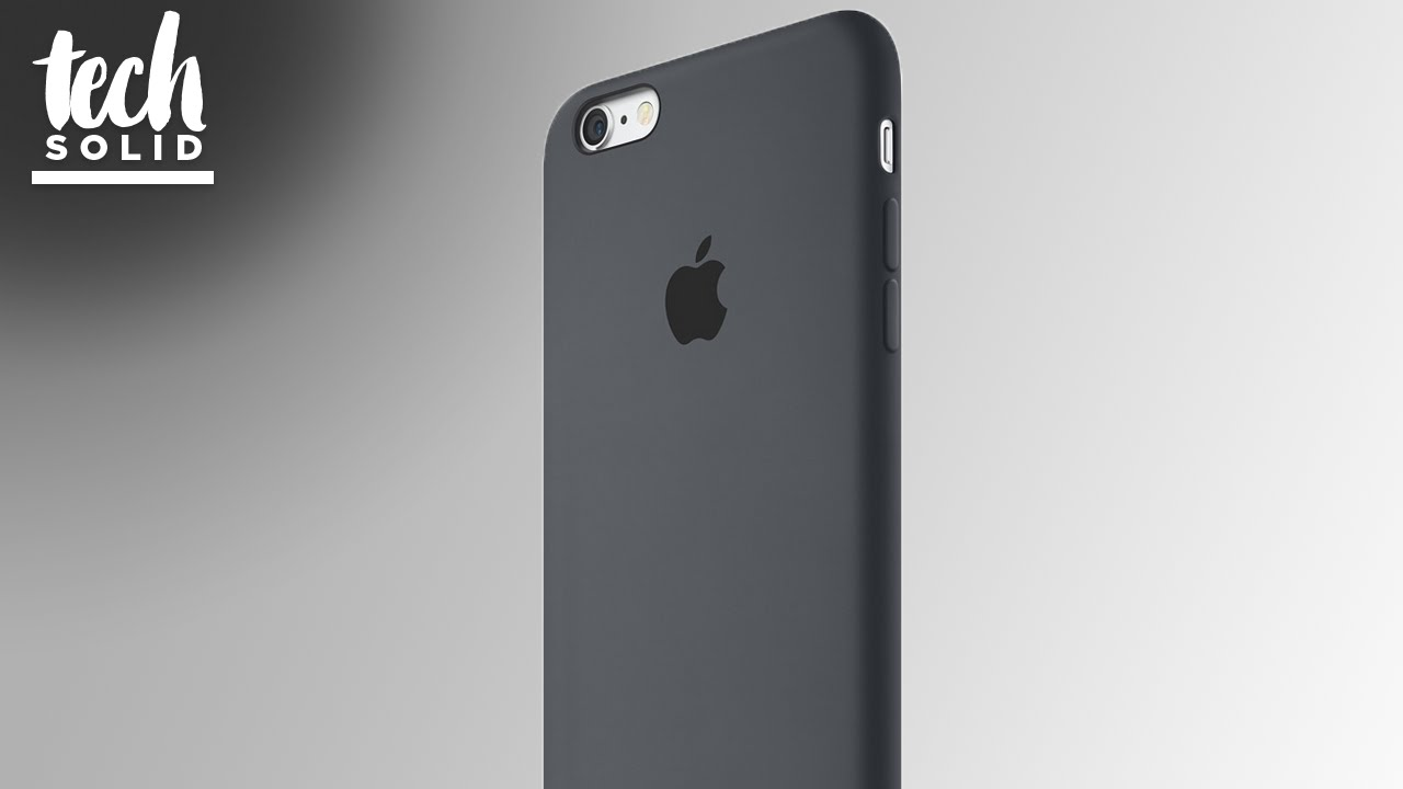 competitive price 1116e 36a60 iPhone 6s Plus Silicone Case - Charcoal Gray Review