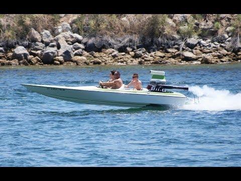 Classic Boat Beach Bash 2005