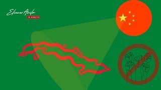 China dona tecnología para silenciar protestas en Cuba.