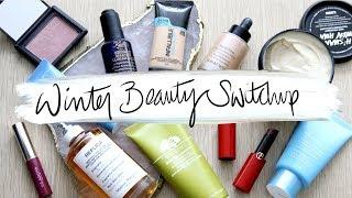 ❄️ WINTER BEAUTY SWITCHUP ❄️ Makeup + Skincare + Haircare | allanaramaa